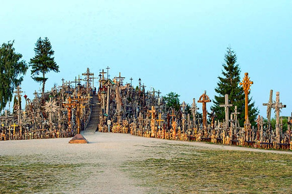 Hill of Crosses Haunted Haunting-hill-of-crosses