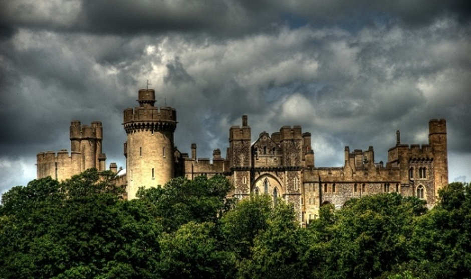 Arundel Castle The Haunted Place In Sussex England