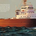 Mysterious Disappearance of the SS Edmund Fitzgerald