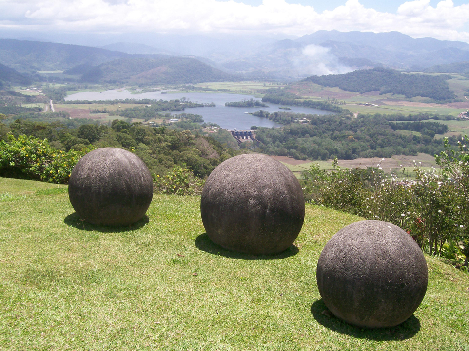Ancient Stone Spheres