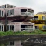 Story Of Sanzhi UFO Houses and The Pod City in New Taipei, Taiwan