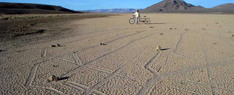 The Racetrack Playa, Mystery Of The Moving Stones