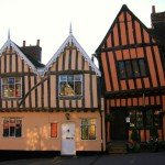 The Crooked Houses Of England's Lavenham
