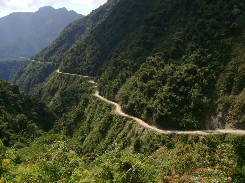 Bolivia's Death Road - The Most Dangerous Road In The World