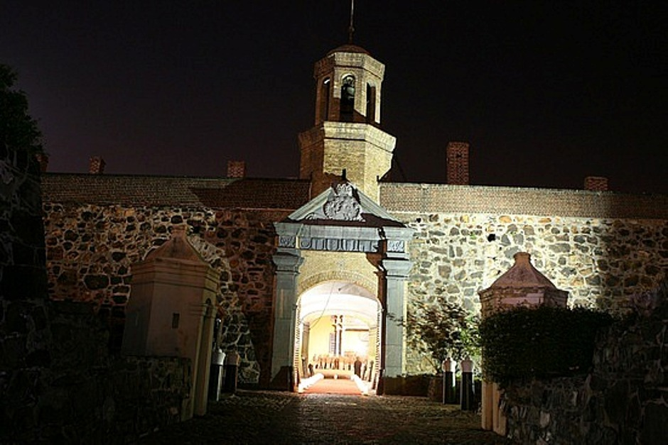Largest And Oldest Building Of South Africa Is Said To Be Haunted