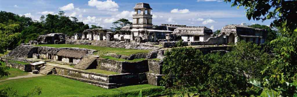 The Lost Mayan Civilization