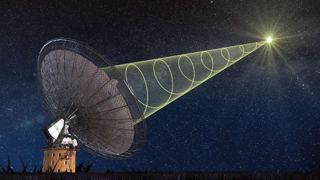 Mysterious Cosmic Radio Signals Decoded