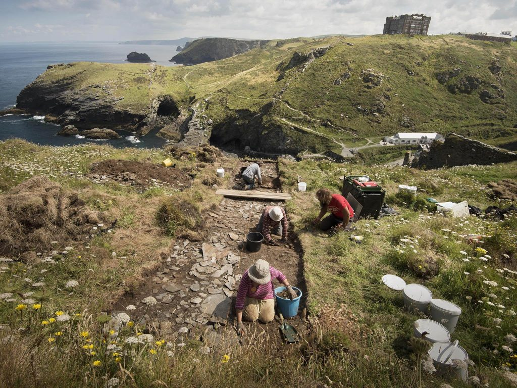 Mystery of King Arthur's Existence Solved By Archaeologists