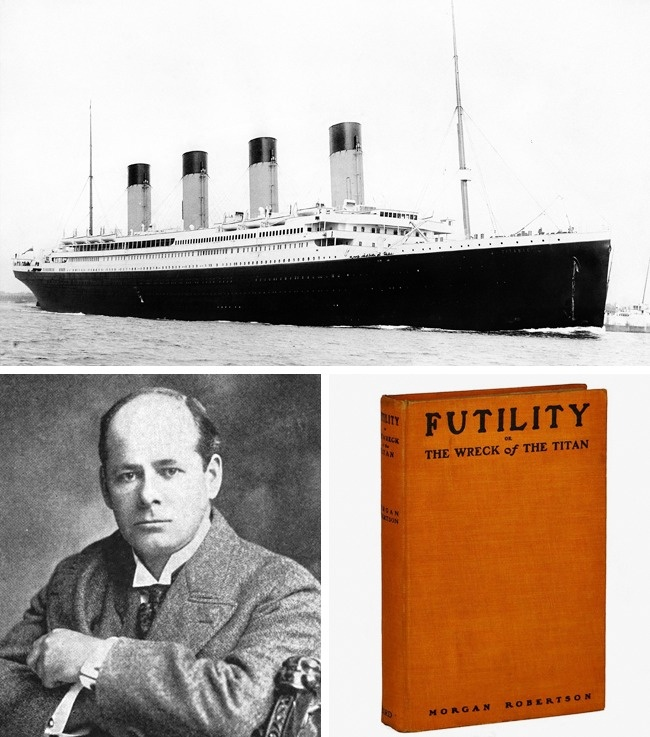 A Premonition Of The Fate Of The Titanic