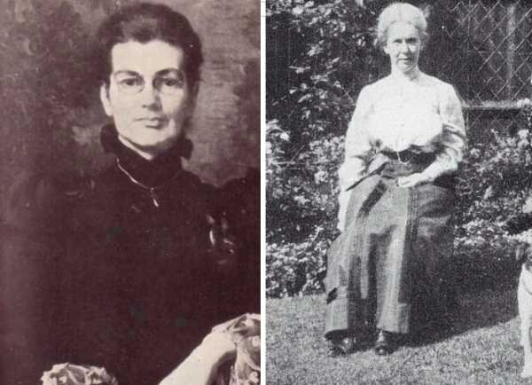 Eleanor Jourdain And Charlotte Anne Moberly