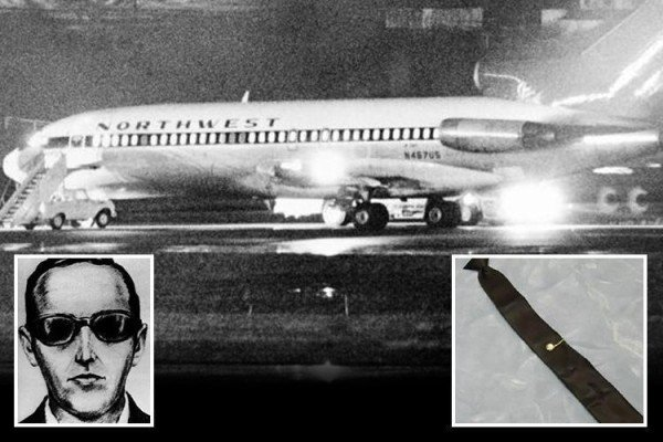 D B Cooper Is Now A Cult Icon