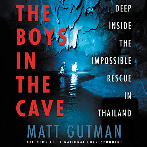 The Boys In The Cave Book