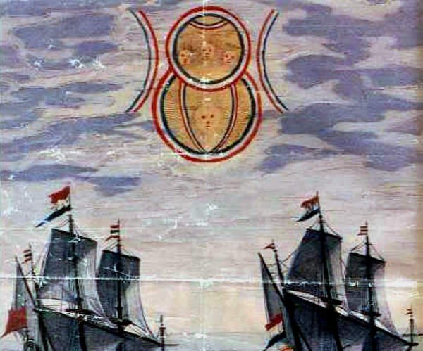 Mystery Over Two Dutch Ships
