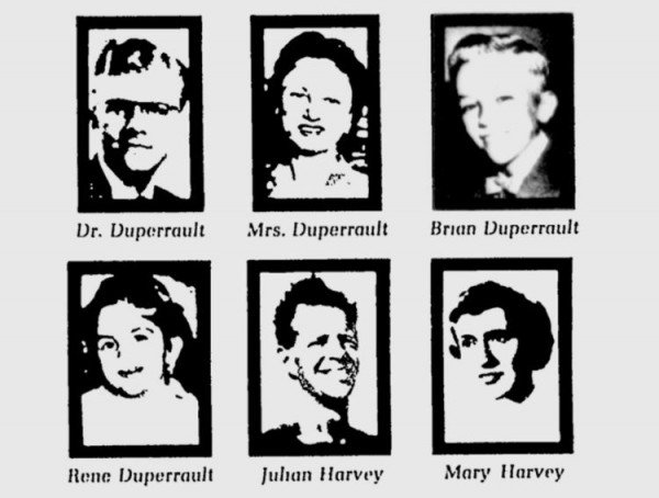 Terry Jo Duperrault Family