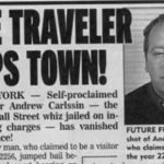 Andrew Carlssin - A 44-Year-Old Man Who Claims To Be A Time Traveler From 2256