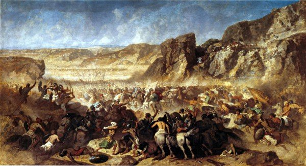 Battle Of Cunaxa Scaphism