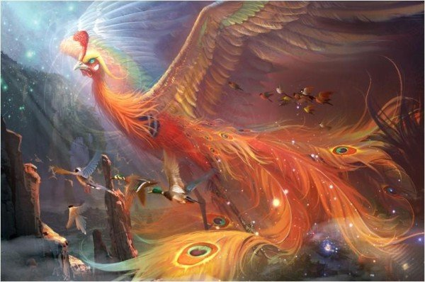 Chinese Mythology - Feng Huang