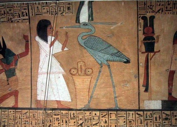Egyptian Mythology - Bennu