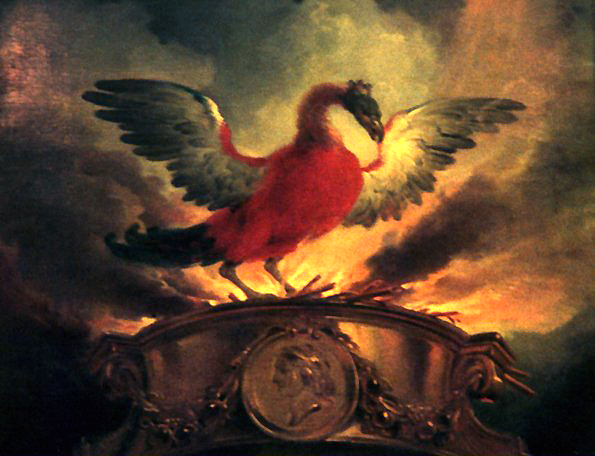 Greek Mythology - The Phoenix