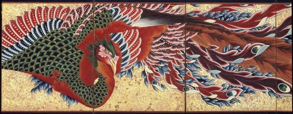 Japanese Mythology - Ho-Oo (Hou-Ou)