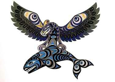 Native American Mythology - Thunderbird