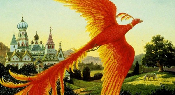 Slavic Mythology - Firebird